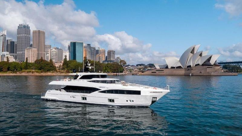 M/Y OneWorld - Exterior photo copyright OneWorld Charters taken at  and featuring the Power boat class