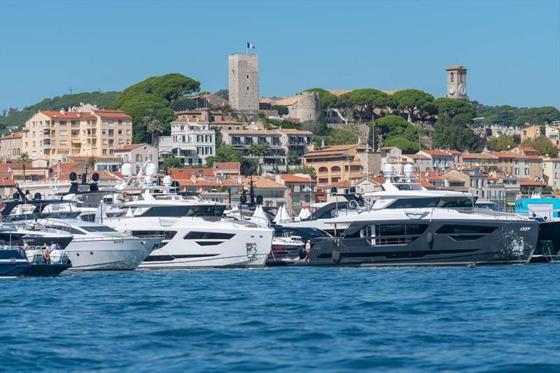 The Yachting Festival confirms it will be held from 8 to 13 September in Cannes!