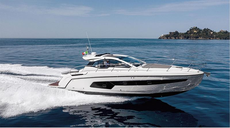 Azimut Atlantis 45 - photo © Volvo Penta