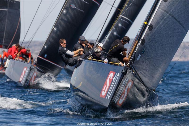 44Cup Porto Montenegro © Martinez Studio / RC44 Class