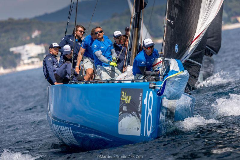 Today was bad for Russia with their three teams uncharacteristically at the bottom of the leaderboard at present - Day 2, Adris 44Cup Rovinj - photo © MartinezStudio.es