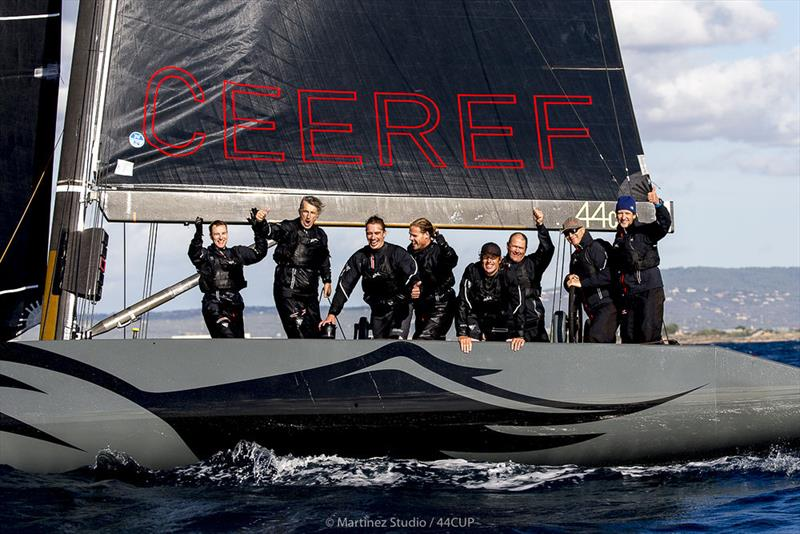 Victorious - Team CEEREF - 2019 44Cup Palma - photo © Pedro Martinez / Martinez Studio