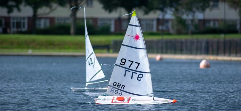 Rc Laser Nationals And Tt At Gosport Model Yacht Amp Boat Club