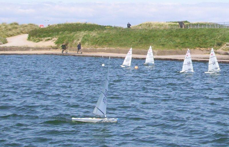 Fleetwood RC Laser Spring Series race days 2-4 - photo © Trevor Bell