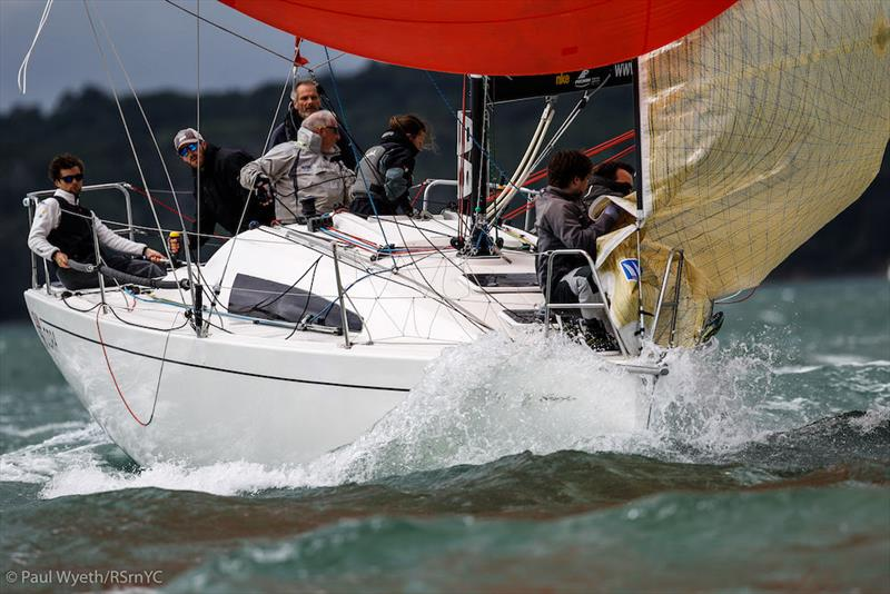 Royal Southern Yacht Club Summer Series RigIt June Regatta - Final day - photo © Paul Wyeth