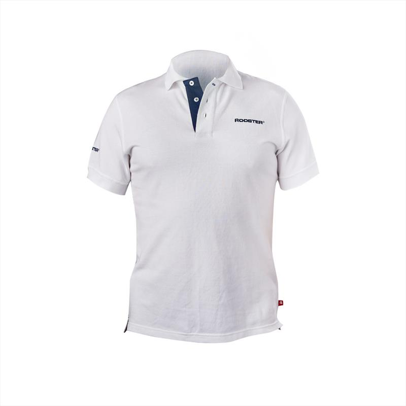 Rooster Men's Cotton Polo - photo © Rooster