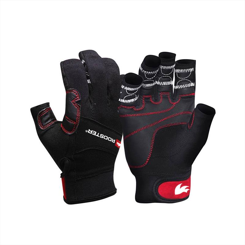 Rooster Pro Race 5 Glove - photo © Rooster