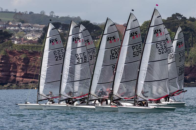 7th Paignton Open for Single Handers sponsored by Sailing Chandlery - photo © Steve Cayley
