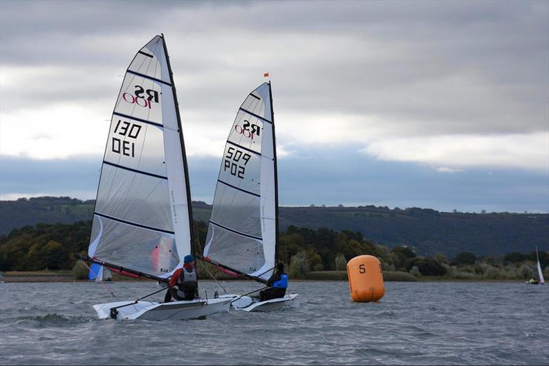 RS100 Inlands at Chew Valley Lake - photo © Primrose Salt