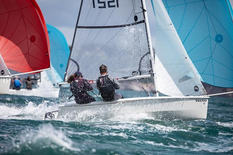 Volvo Noble Marine RS200 National Championships at Royal Torbay Yacht Club - Overall