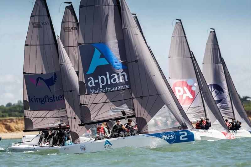 British Keelboat League Qualifier 4 at Royal Southern Yacht Club