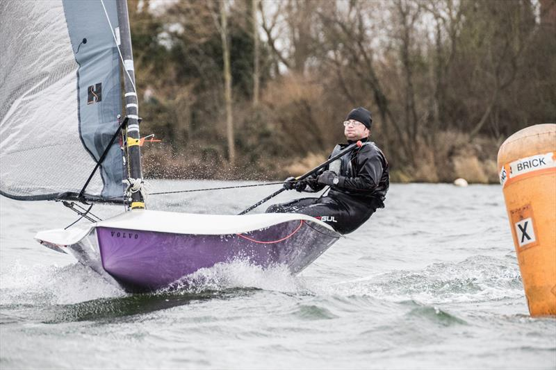 2017 RS300 Inlands at Stewartby Water photo copyright Peter Mackin taken at Stewartby Water Sailing Club and featuring the RS300 class