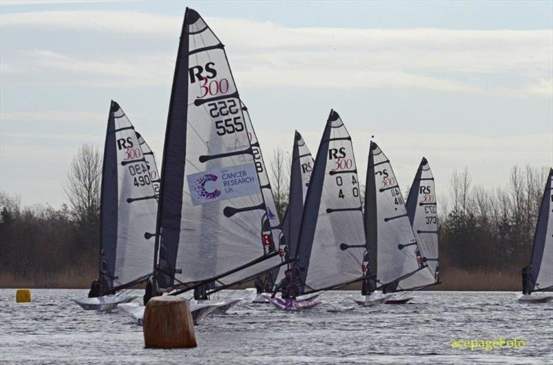 RS300 Spring Championship at Bowmoor - photo © Derrick Page / Ace Page Foto