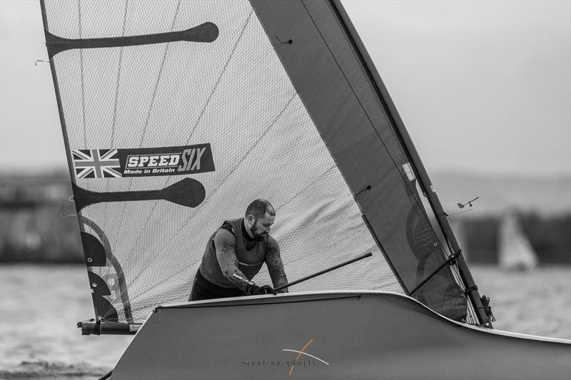 GJW Direct Bloody Mary 2019 photo copyright Alex & David Irwin / www.sportography.tv taken at Queen Mary Sailing Club and featuring the RS300 class
