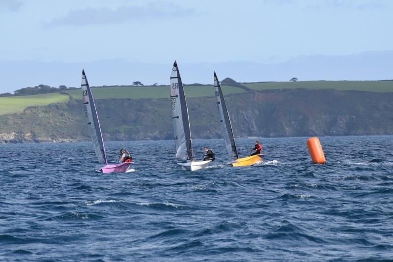 Volvo Noble Marine RS300 National Championships at Porthpean SC - Day 2