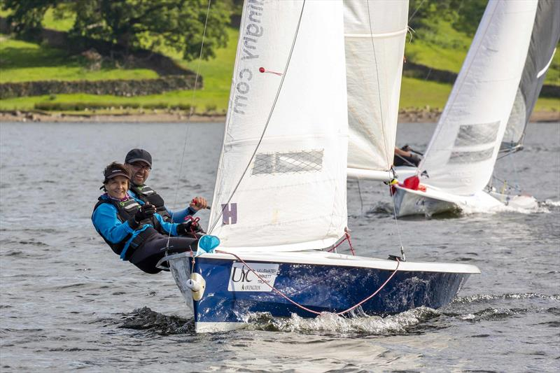 Rope4Boats RS400 Northern Tour / Lord Birkett Memorial Trophy 2019 at Ullswater - photo © Tim Olin / www.olinphoto.co.uk