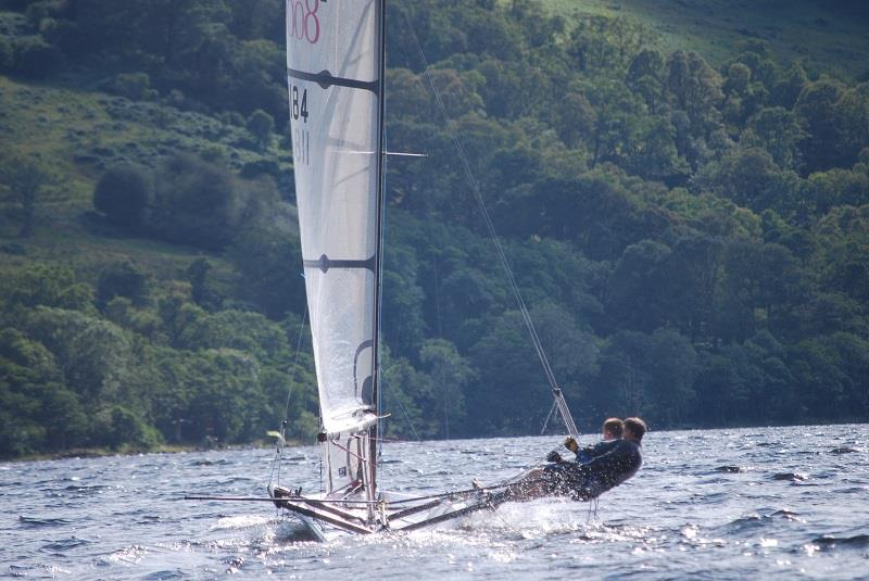RS800 Northern Tour 2019 within Scottish and Northern Skiffs
