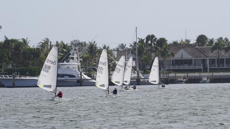 RS Aero North American Midwinters at Palm Beach Sailing Club