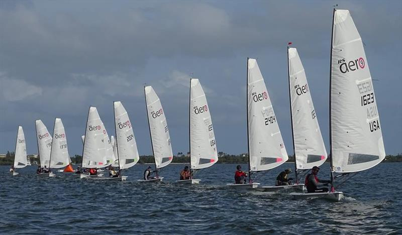 RS Aero Florida State Championship 2019 - photo © Martin Grant