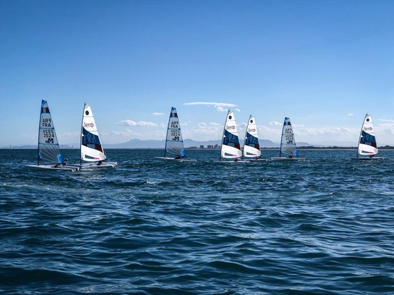 Olympic Equipment Trials - RS Aero - photo © RS Sailing