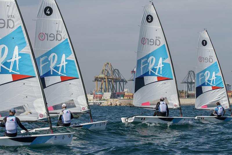 RS Aero - Equipment selection Sea-trials - 2024 Olympic Sailing Competition  - Men's and Women's One Person Dinghy Events - photo © Daniel Smith - World Sailing