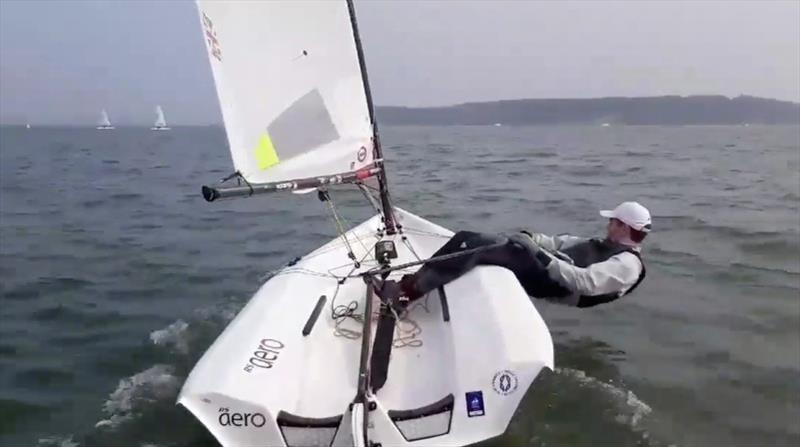 RS Aero UK Youth Team Training at Poole Yacht Club - photo © RS Aero Class Association