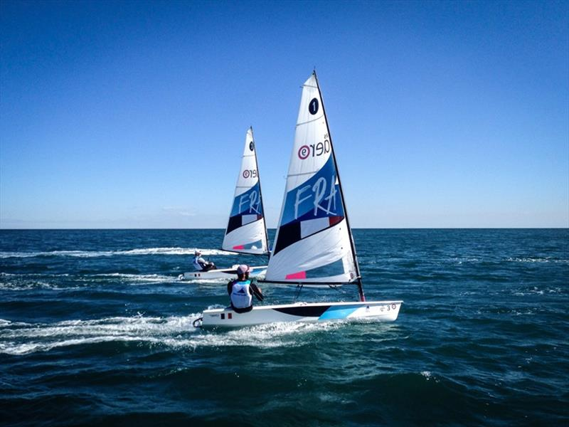 RS Aero topped the Olympic Equipment Trials - photo © RS Sailing