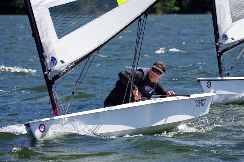 RS Aero North American Championships at The Gorge - photo © RS Sailing