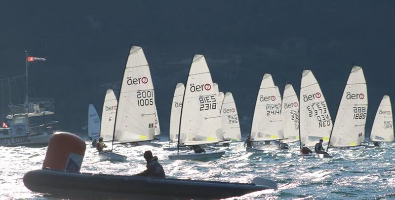 2017 RS Aerocup at Fraglia Vela Malcesine, Lake Garda - photo © Marcus Cremmer