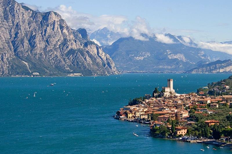 Lake Garda - photo © Fraglia Vela Malcesine