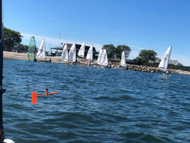 RS Aeros Fontelieu Fall One-Design Regatta - photo © RS Aero North American Class