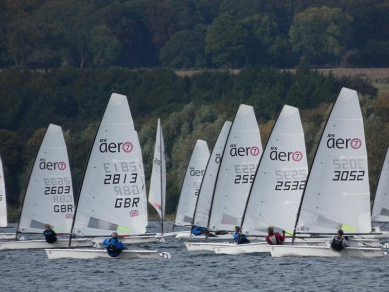 RS Aero UK Inland, Ladies and Masters Championships - photo © Alan Hatton