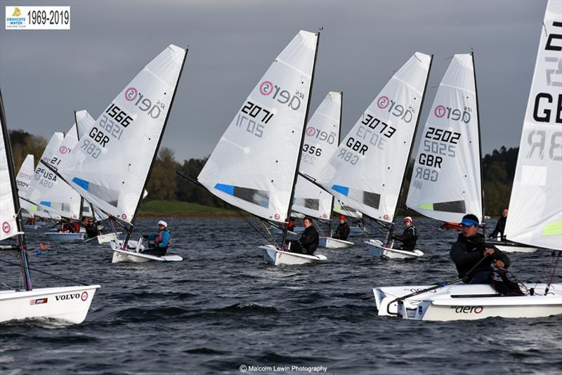 RS Aero End of Season Champs at Draycote - photo © Malcolm Lewin