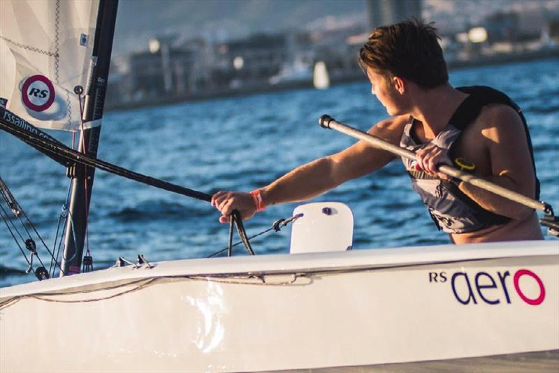The RS Aero is hailed as the 21st century Lazer. - photo © NZ Sailcraft