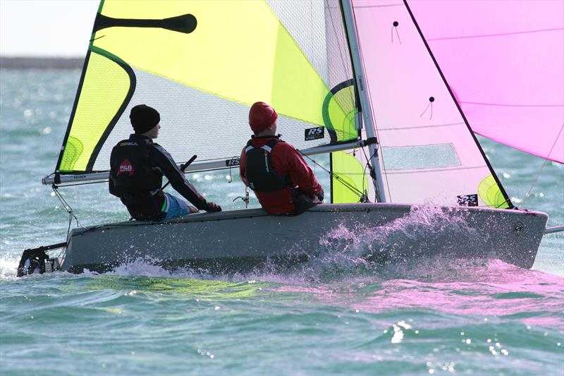 Sailing provides a glimmer of light