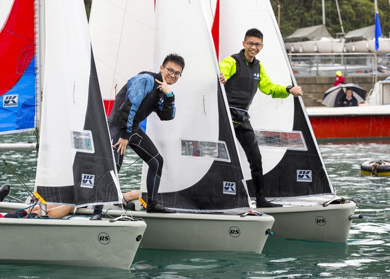 Boase Cohen & Collins Interschool Sailing Festival 2019 - photo © RHKYC / Guy Nowell