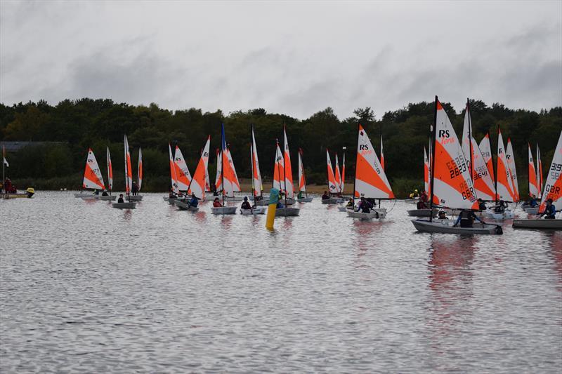 RS Tera Open at Frensham Pond Sailing Club