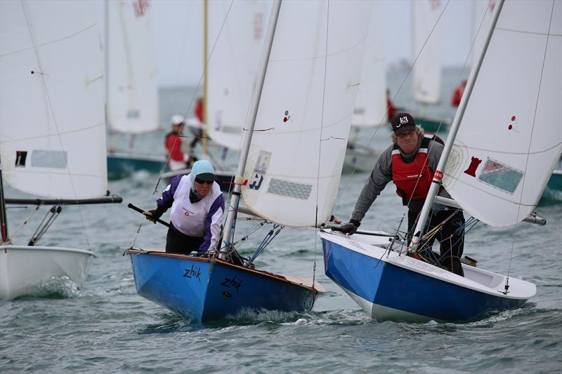 Sabre racing is always close and competitive - photo © Russel Bates