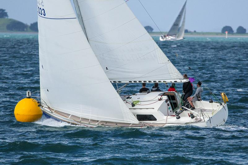 Winter racing - Waitemata - July 27, 2019 photo copyright Richard Gladwell taken at Royal New Zealand Yacht Squadron and featuring the  class