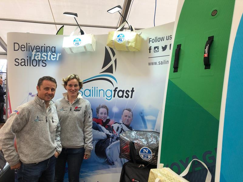 Paddleboards prove a hit at Scotland's Boat Show