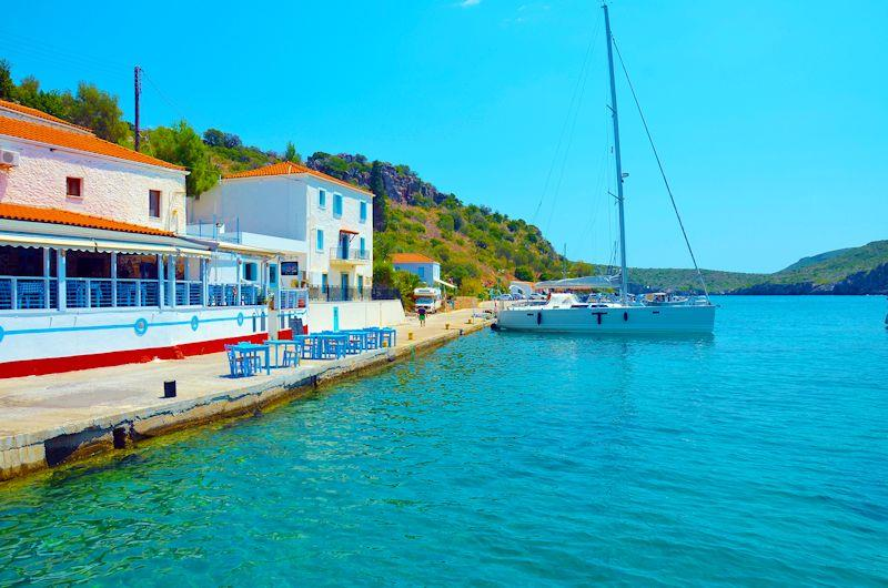 Saronic Islands - photo © Sailing Holidays