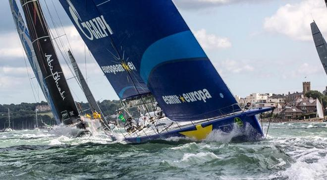 Esimit Europa 2 in action ©  Rolex/Daniel Forster http://www.regattanews.com