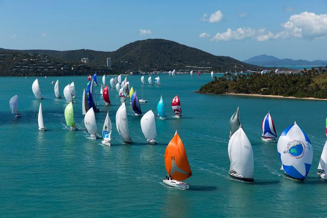 Challenger of Record Hamilton Island YC is located at the idyllic  Hamilton Island, Queensland (AUS)<br />  ©  Andrea Francolini Photography http://www.afrancolini.com/