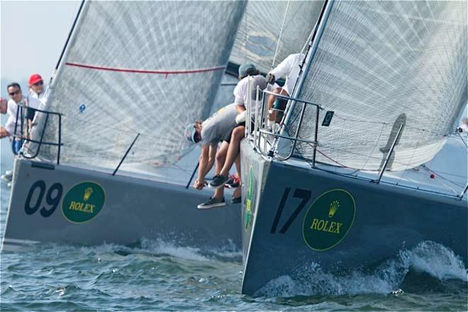 2013 Rolex Farr 40 World Championship day 2 © Rod Harris