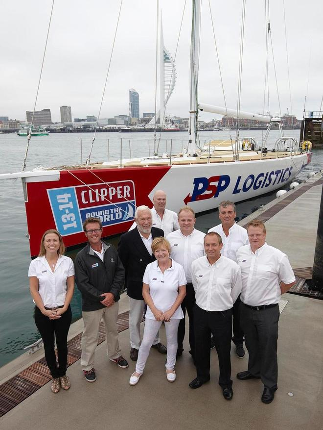 PSP reveals Clipper Yacht Race entry © Clipper Round The World Yacht Race http://www.clipperroundtheworld.com