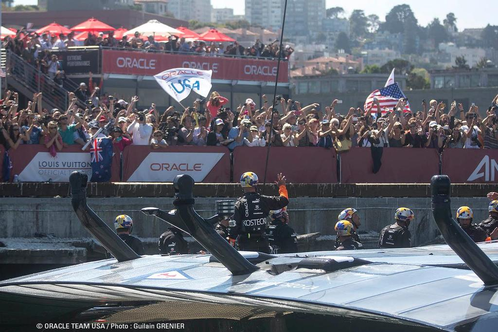34th America's Cup © Oracle Team USA media