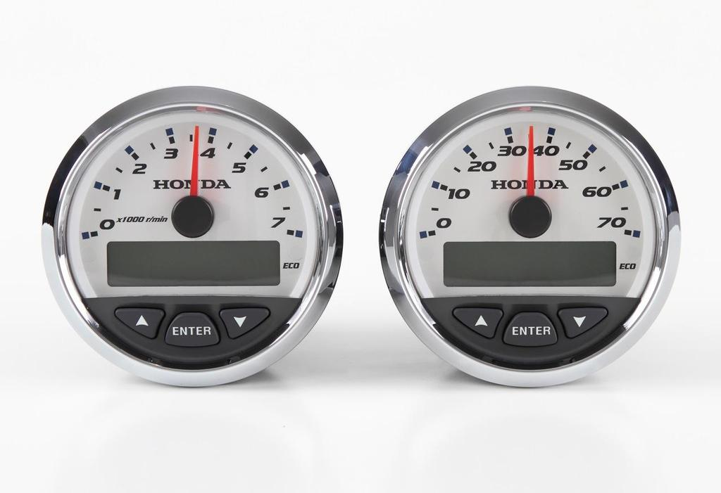Honda's VeeThree gauges – another leap forward