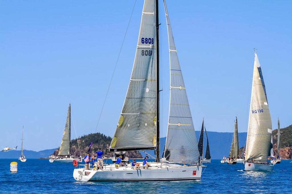 Howard Piggott and Flying Cloud 3rd in IRC Division 2 © Creating Demand