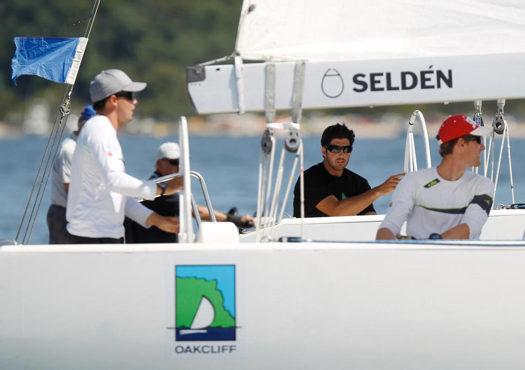 Oakcliff International © Oakcliff Sailing Press