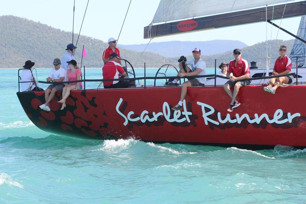 Scarlet Runner - Abell Point Marina Airlie Beach Race Week 2013 © Sail-World.com http://www.sail-world.com